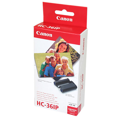 CANON HC-36IP INK/PAPER