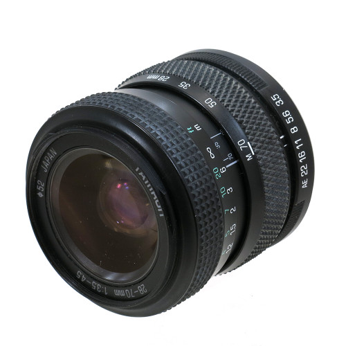 USED TAMRON ADAPTALL 28-70MM