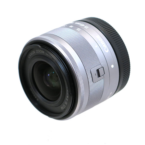 USED CANON EF-M 15-45MM F/3.5-6.3 IS STM (734624)