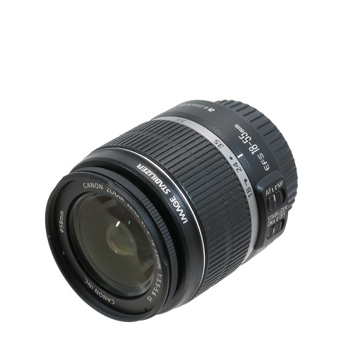 USED CANON EF-S 18-55MM F3.5-5.6 IS (734666)