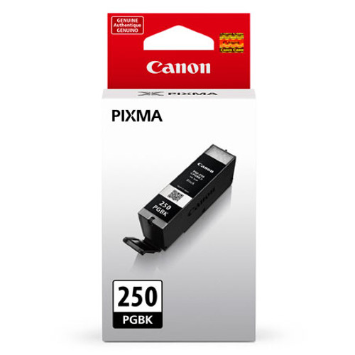 CANON PGI-250 PIGMENT BLACK INK TANK