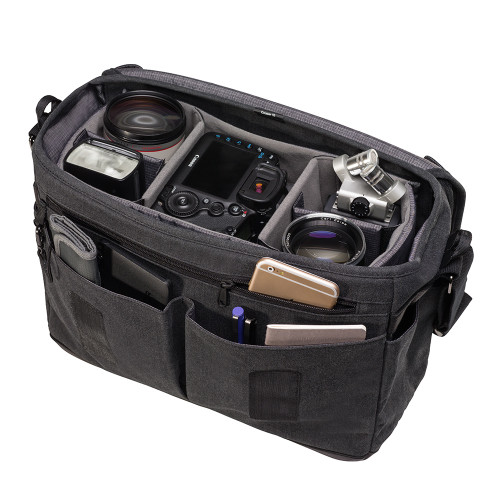 TENBA COOPER 15 DSLR MESSENGER BAG