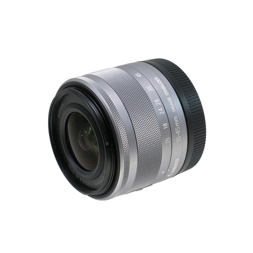 USED CANON EF-M 15-45MM F/3.5-6.3 IS STM (735243)
