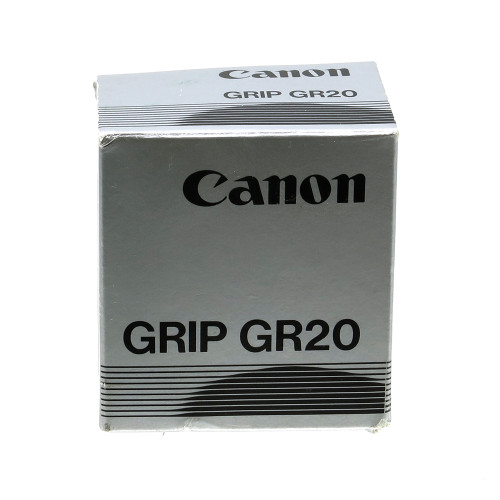 USED CANON GR20 GRIP