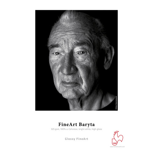 HAHNEMUHLE FINEART PHOTO PAPER - BARYTA GLOSSY (13x19)