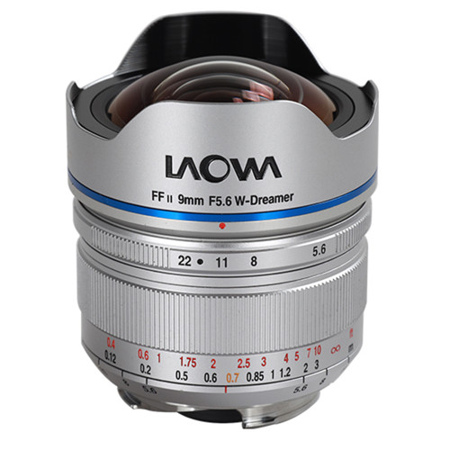 LAOWA 9MM 5.6 FF RL - SILVER (LEICA M)