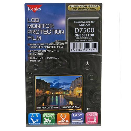 KENKO LCD SCREEN PROTECTOR - NIKON D7500