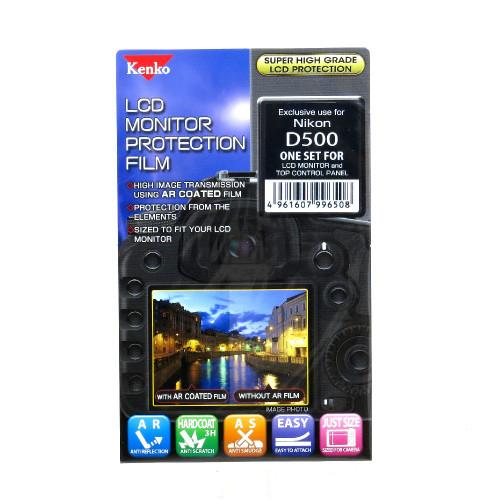 KENKO LCD SCREEN PROTECTOR - NIKON D500