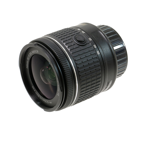 USED NIKON AF-P 18-55mm F3.5-5.6G VR (DX) (735970)