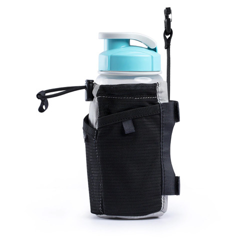 F-STOP MANO BOTTLE POUCH GREY