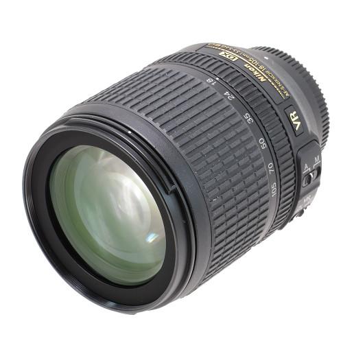 USED NIKON AF-S 18-105MM F3.5-5.6G VR (DX)