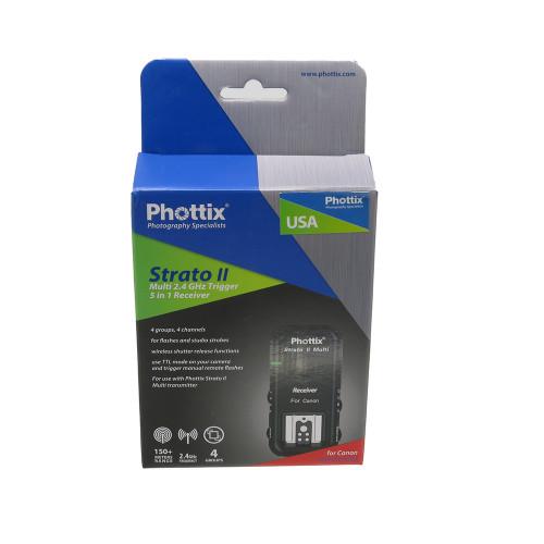 USED PHOTTIX STRATOS II EOS
