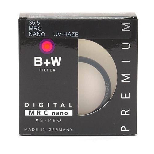 B+W XS-PRO UV HAZE MRC-NANO (35.5MM)