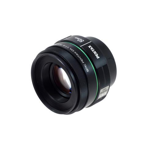 USED PENTAX DA 50MM F1.8 (737031)