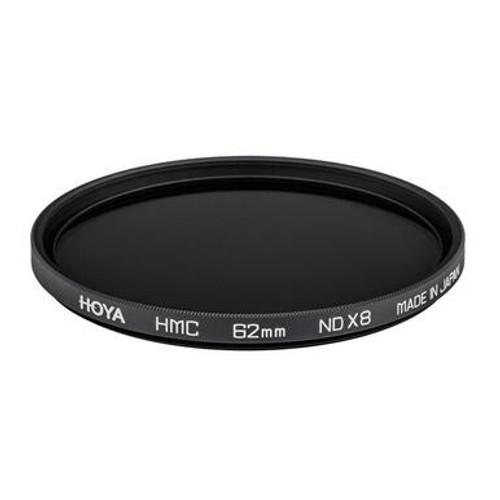 HOYA HMC NEUTRAL DENSITY ND8 (3-STOPS) (62MM)