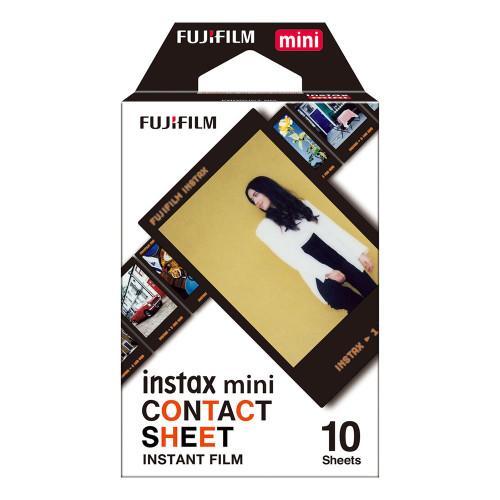 FUJIFILM INSTAX MINI CONTACT SHEET FILM WW 1