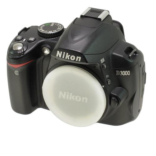 USED NIKON D3000