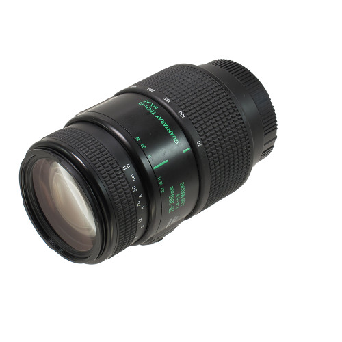 USED QUANTARAY MX 70-300MM