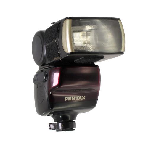 USED PENTAX 500 FTZ FLASH