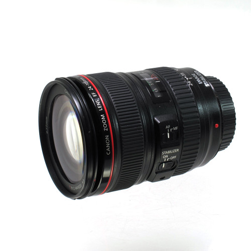 USED CANON EF 24-105MM F4 L IS