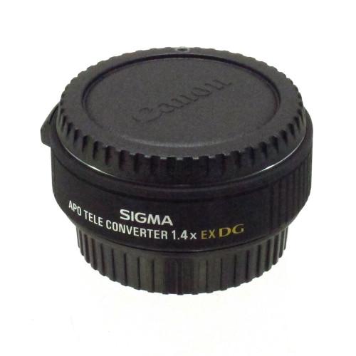 USED SIGMA DG 1.4X APO TELE-CONVERTER