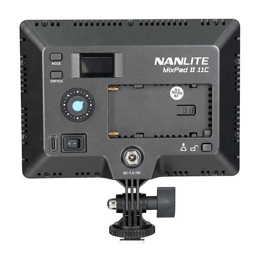 NANLITE MIXPAD II 11C HARD AND SOFT LED PANEL