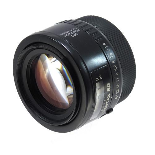 USED PENTAX FA 50MM F1.7
