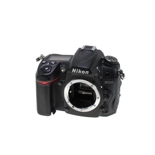 USED NIKON D7000 (738633)