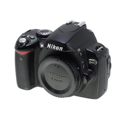 USED NIKON D40 (738694)