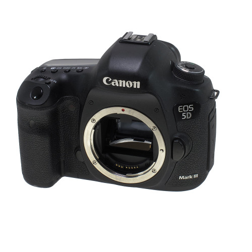 USED CANON EOS 5D III