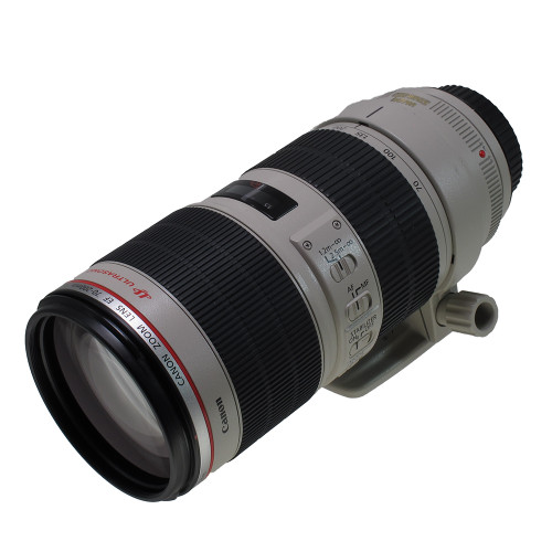 USED CANON EF 70-200MM F2.8 L IS II (738766)