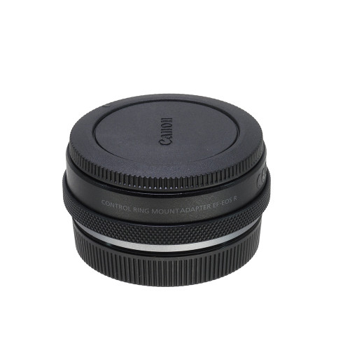 USED CANON EF>RF CONTROL RING ADAPTER
