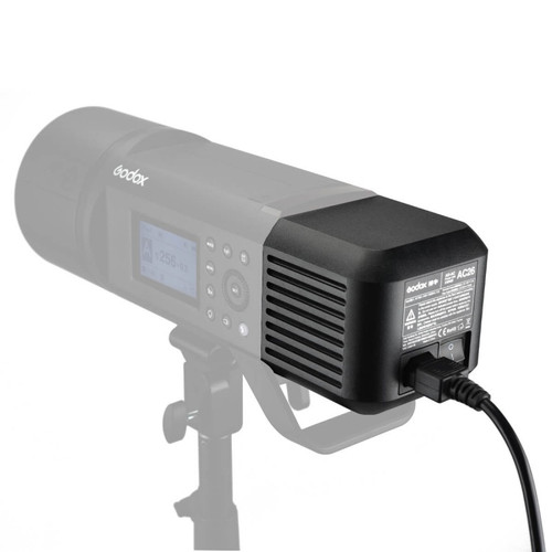 GODOX AC ADAPTER FOR AD600PRO