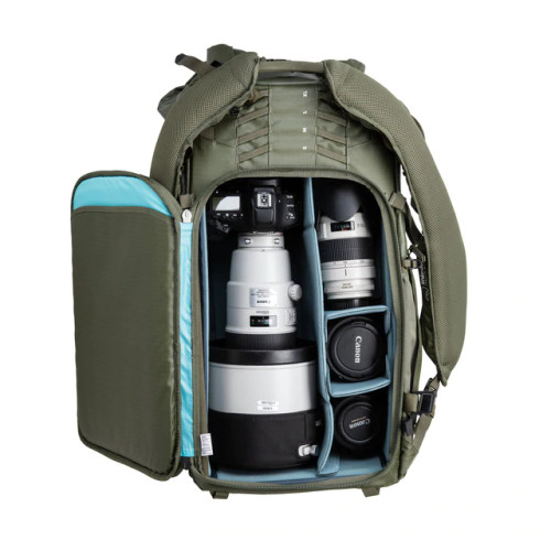 SHIMODA DESIGNS ACTION X70 BACKPACK (ARMY GREEN)