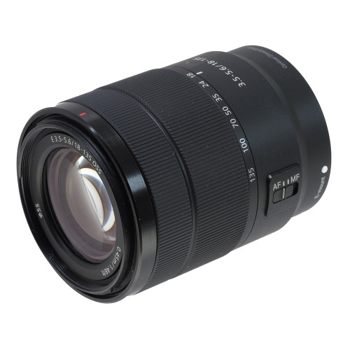USED SONY E 18-135MM f3.5-5.6 OSS (738792)