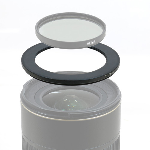 FILTER STEP-DOWN ADAPTER RING (43-37)