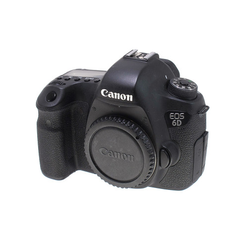 USED CANON EOS 6D (739200)