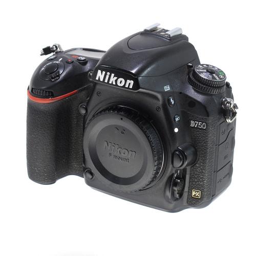 USED NIKON D750 (739268)