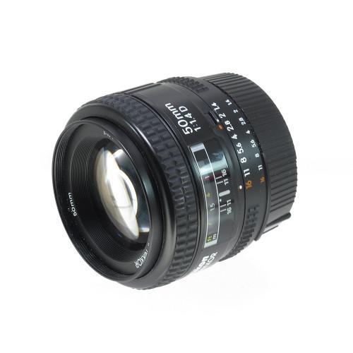 USED NIKON AF-D 50MM F1.4 (739290)