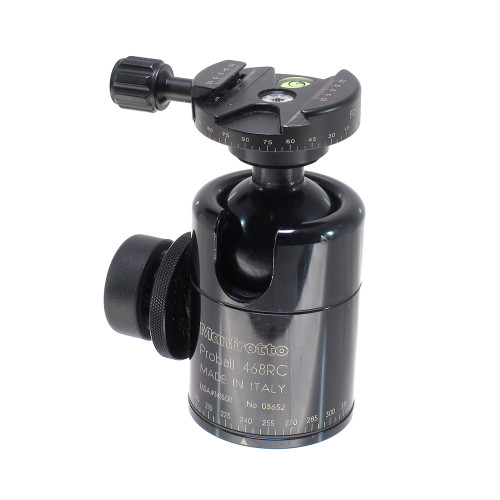 USED MANFROTTO PROBALL 468RC