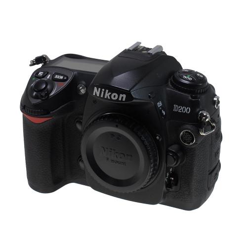 USED NIKON D200 (739342)