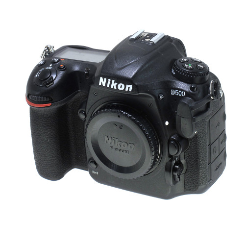 USED NIKON D500 (739363)