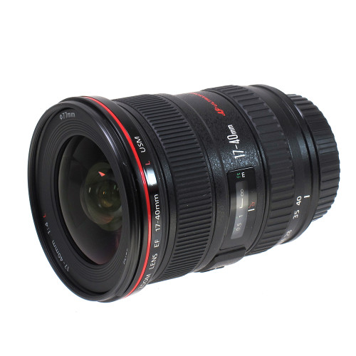 USED CANON EF 17-40MM F4L (739370)