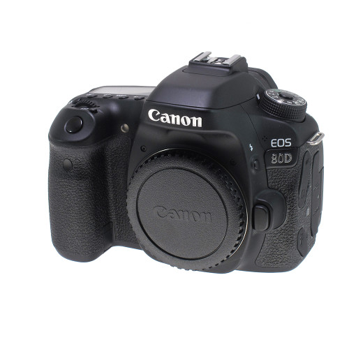 USED CANON EOS 80D (739434)
