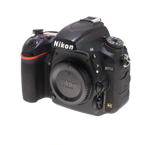 USED NIKON D750 (739447)