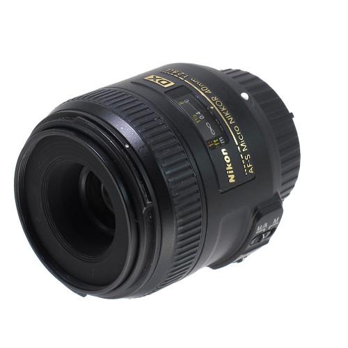 USED NIKON AF-S 40MM F2.8 DX