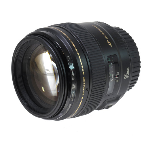 USED CANON EF 85MM F1.8 (739472)