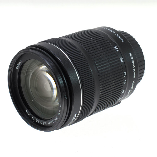USED CANON EF-S 18-135MM IS STM