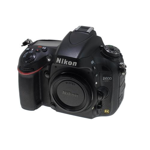 USED NIKON D600 (739485)