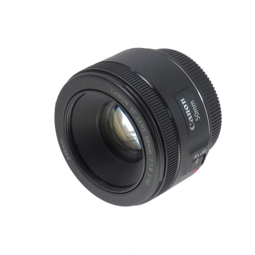 USED CANON EF 50MM F1.8 STM (739514)